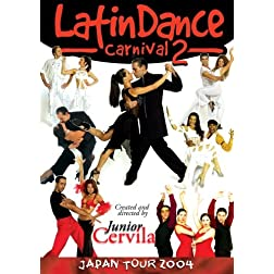 Junior Cervila - Latin Dance Company 2004