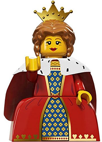 LEGO-Series-15-Collectible-Minifigure-71011-Queen