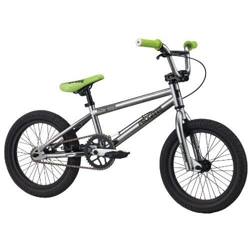 Amazon.com : Mongoose Program BMX/Jump Bike (16-Inch Wheels