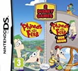 Phineas and Ferb - 2 Game Pack (Nintendo DS)