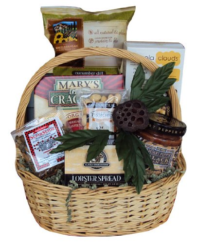 (Low) Sugar Daddy Healthy Father's Day Gift Basket