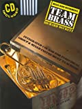 img - for Team Brass: Integrated Course for Individual Group & Mixed Instrument Teaching [With CD (Audio)] (Team (International Music)) book / textbook / text book