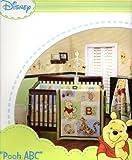 Disney Winnie the Pooh ABCs Crib Bedding Set
