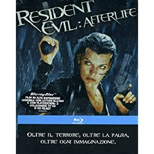 Resident Evil - Afterlife (Steel Book) [Blu-ray] [Import italien]