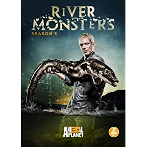 River Monsters: Season 3 [Import USA Zone 1]