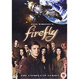 Firefly - Complete Series - Import Zone 2 UK (anglais uniquement) [Import anglais]par Nathan Fillion
