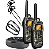 Uniden Submersible 50-Mile GMRS/FRS Two-Way Radios with Charging Kit - Camo (GMR5099-2CKHS)