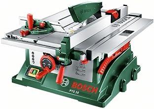 Bosch PTS 10 HomeSeries Tischkreissäge (1.400 W, Sägeblatt Nenn-Ø 254 mm)