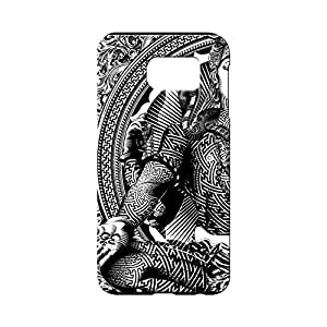 BLUEDIO Designer 3D Printed Back case cover for Samsung Galaxy S7 - G4638