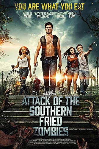 DVD : Attack Of The Southern Fried Zombies