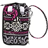 Vera Bradley Carry It All Wristlet (Canterberry Magenta)