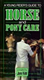 A Young Rider's Guide to Horse and Pony Care (Horse & pony)