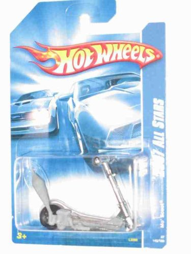 #2007-145 Mo' Scoot Collectible Collector Car Mattel Hot Wheels - 1