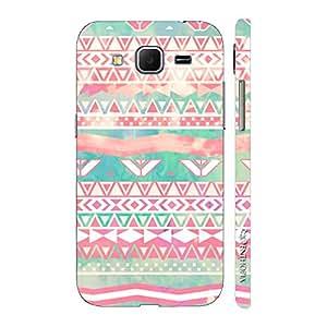 Enthopia Designer Hardshell Case Aztec Art 3 Back Cover for Samsung Galaxy Core Prime