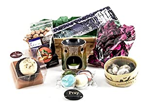 Aromas, Flavors and More... Gift Basket #4