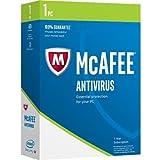 McAfee AntiVirus 2017 - Box Pack - 1 PC