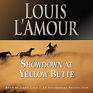 Showdown at Yellow Butte Audiobook
