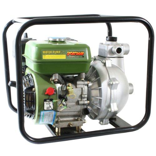 Sportsman Twpump Self-Priming Gasoline Water Pump, 2-Inch