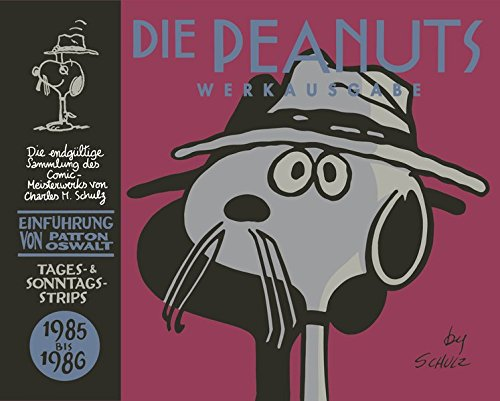 Peanuts Werkausgabe, Band 18: 1985-1986