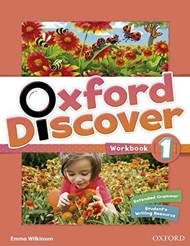 Oxford Discover 1: Activity Book