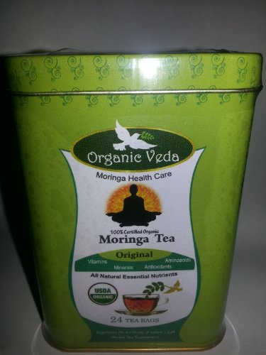 Organic Moringa Tea The Miracle tree this Is the Only 100 Organic moringa Product Approved By the USDA in the USA