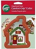 Wilton Gingerbread House Comfort Grip Cookie Cutter