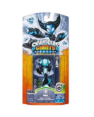 Skylanders Giants: Single Character Pack Core Series 2 Hex