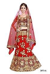 Kataria Fabrics Partywear Lehanga