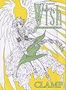 Wish artbook par Clamp