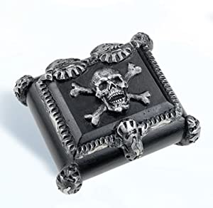 Nautical Pirate Treasure Box