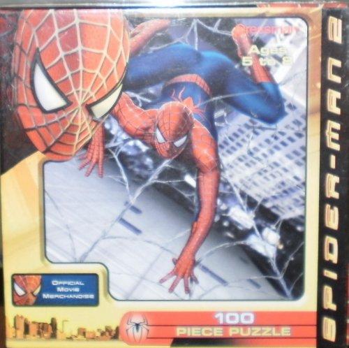 Spider-Man 2 100 Piece Puzzle