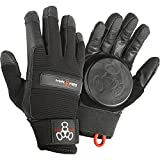 Triple Eight Longboard Downhill Slide Glove Large/X-Large Black