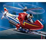 PLAYMOBIL 4824 - Fire Fighting Helicopter