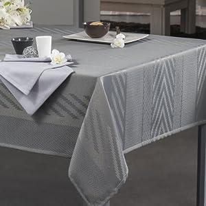 nydel 368239 abelia nappe ovale zinc 180 x 280 x 0 2 cm cuisine maison. Black Bedroom Furniture Sets. Home Design Ideas