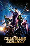 Poster Guardians Of The Galaxy - preiswertes Plakat, XXL Wandposter