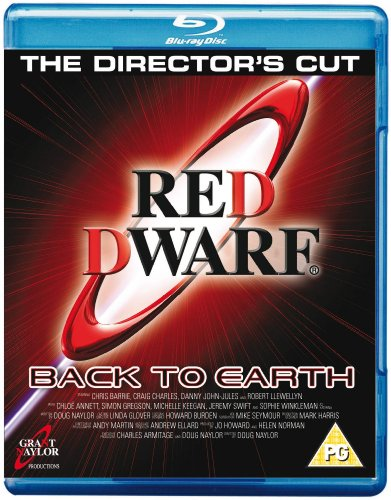 Red Dwarf - Back to Earth [Blu-ray]