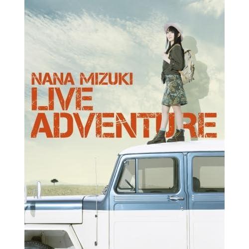 【早期購入特典あり】NANA MIZUKI LIVE ADVENTURE(B2告知ポスター付) [Blu-ray]
