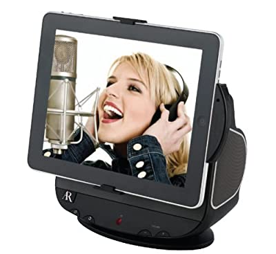 Acoustic Research ARS28i Docking Station for iPad, iPhone and iPod from Audiovox Accessories Corporation