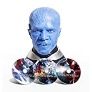 The Amazing Spider-Man 2 with Amazon Exclusive Jamie Foxx Electro Bust (Bilingual) [Blu-ray + DVD + UltraViolet]