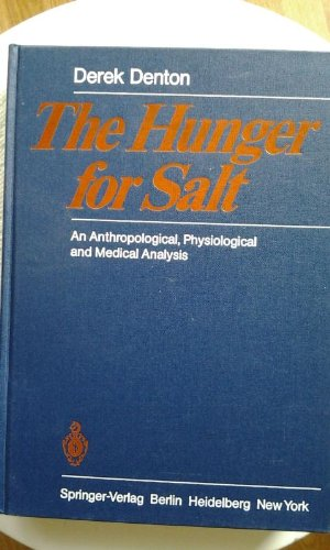 Hunger for Salt: An Anthropological, Physiological and Medical Analysis