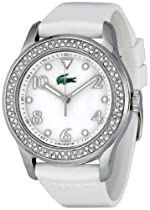 Lacoste Advantage White Strap Ladies Watch 2000647