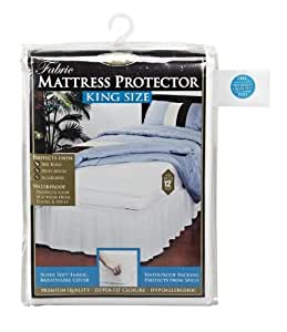 Amazon Zipper Fit King Size Mattress Protector Home