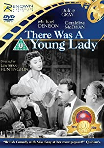 There Was A Young Lady [DVD]