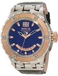 Invicta Men's 10097 Subaqua Reserve Royal Blue Textured Dial Watch