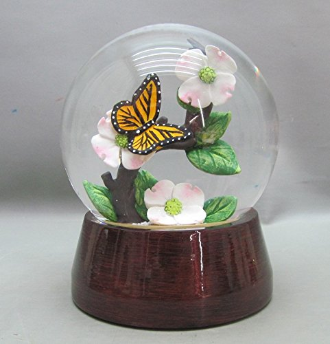 Butterfly Magic Snow Globe