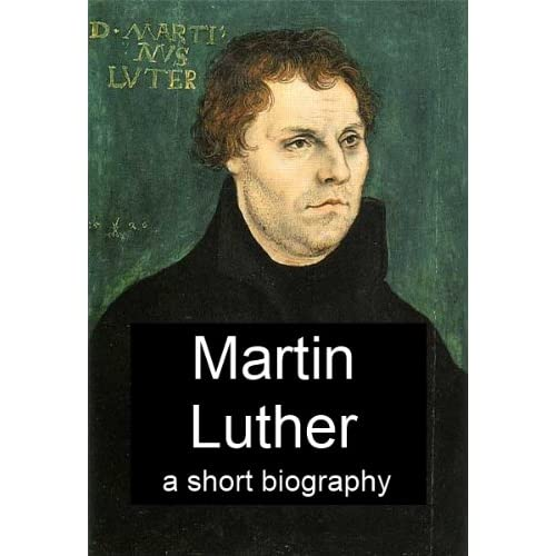 Martin Luther Essays