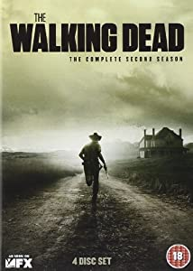 The Walking Dead: The Second Season [UK Import] [4 DVDs]