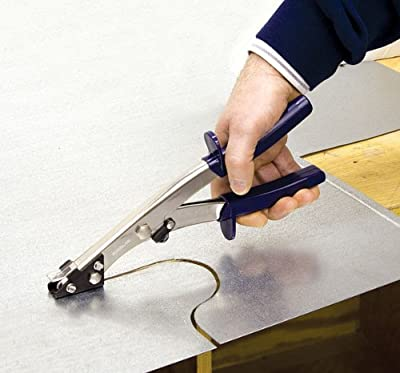 NEW Supercoup NR1 Sheet Metal Nibbler Cutting Shears