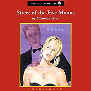 Street of the Five Moons Audiobook