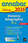 Annales Annabac 2016 Histoire-G�ograp...